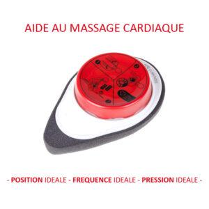 Cardio First Angel - Aide au massage cardiaque