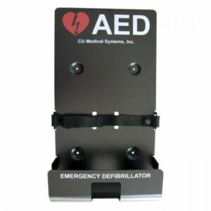 Support mural pour défibrillateur cardiaque