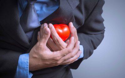 Les symptômes d'un arrêt cardiaque